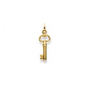 Anhänger Schlüssel in Gelbgold 750/18K