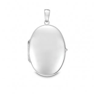 Quinn Medaillon 46x35x10mm in Silber 925