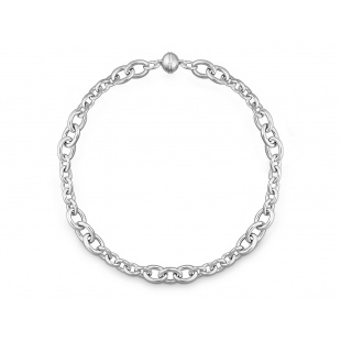 Quinn Ankerkette oval 00272744 in Silber 925