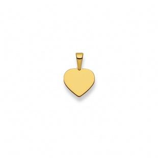 Anhänger Herz 3725 in Gelbgold 750/18K