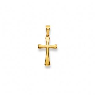 Anhänger Kreuz 4514 in Gelbgold 750/18K